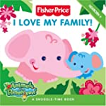 Fisher-Price Animals of the Rainfores...