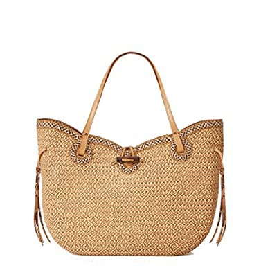 Eric Javits Women's 'Watuti' Bucket in Peanut