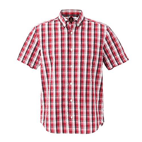 (タケオ キクチ)TAKEO KIKUCHI サッカーチェックシャツ レッド系(264) 02(M)