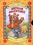 Arthur Adventures - 4 Miniature Books...