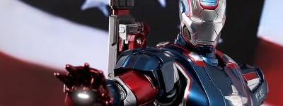 【ムービー・マスターピース DIECAST】 『アイアンマン3』 1/6スケールフィギュア アイアン・パトリオット