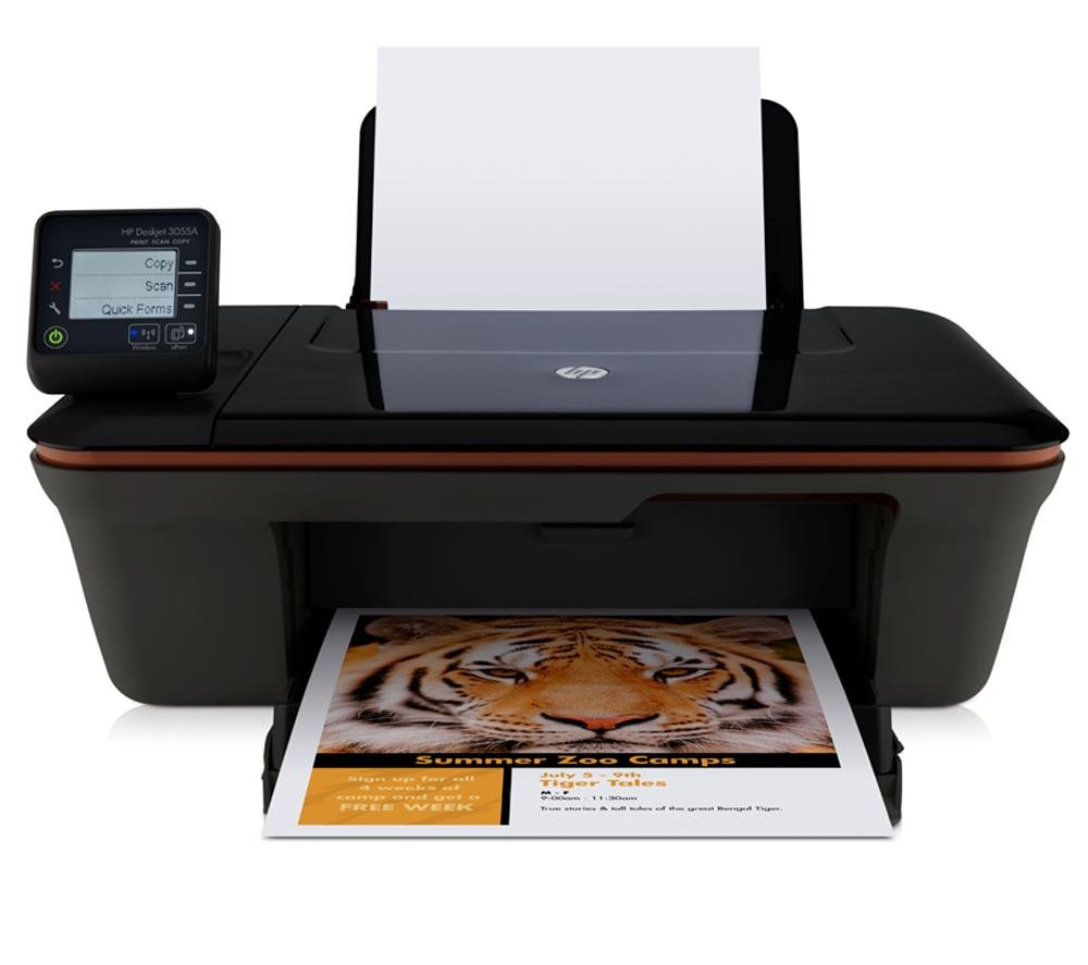 HP DeskJet 3055Ae-All-in-One Tintenstrahl