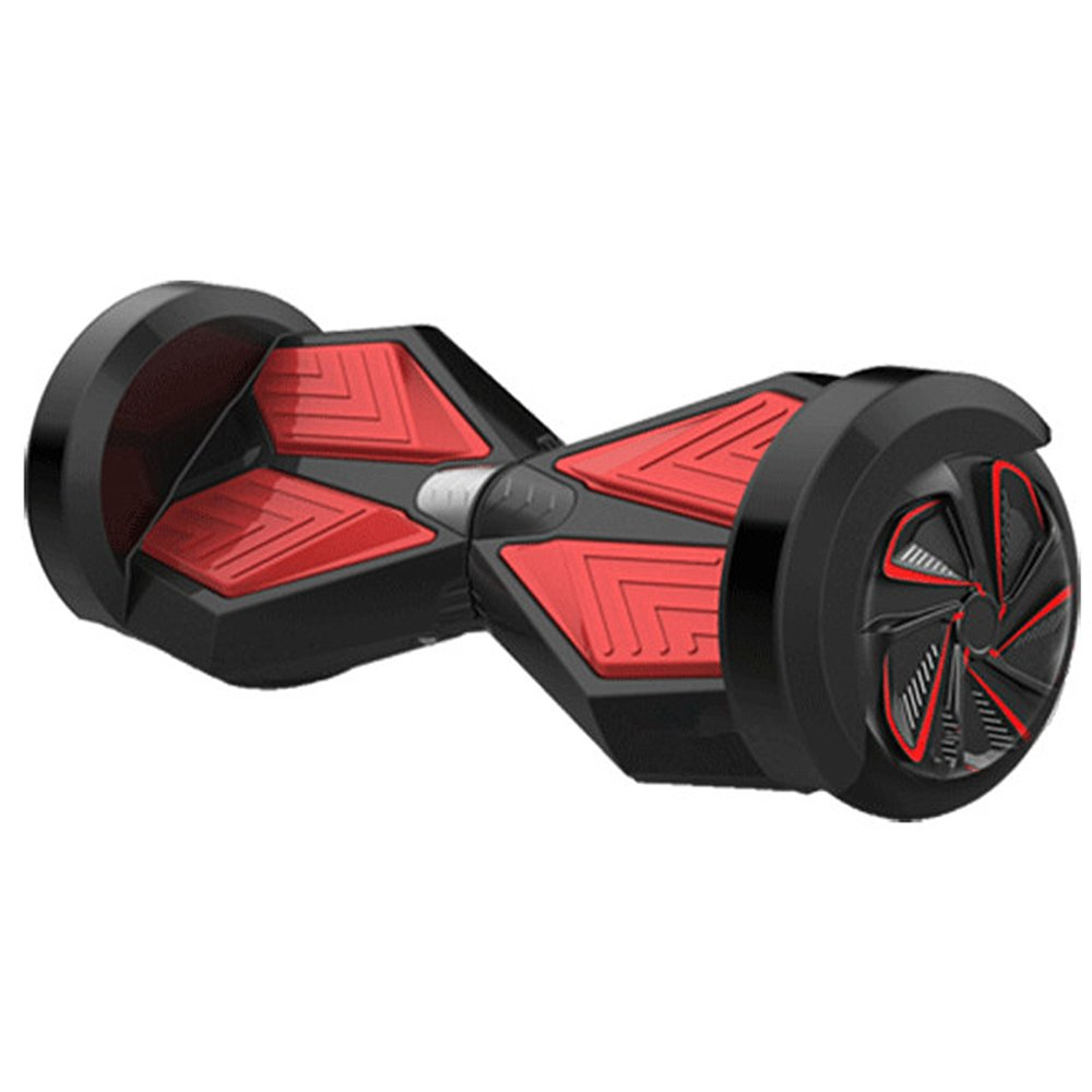 Two Wheels Self Balancing Electric Scooter Personal Transporter Board with Bluetooth Speaker & LED Display & Remote Controller, 44000mAh Battery