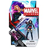 Psylocke Marvel Universe #005 Series 17 Action Figure