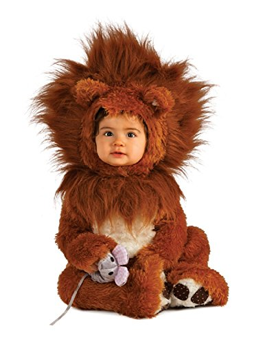 Baby Lion Cub Costume Size 12-18 Months