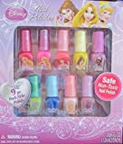 Disney Princess 9pc Peel-able Nail Polish