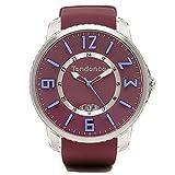 (テンデンス) TENDENCE テンデンス 時計 メンズ/レディース TENDENCE TG131001 SLIM POP 3H スリムポップ 腕時計 ウォッチ バーガンディレッド[並行輸入品]
