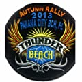 Thunder Beach 2013 Autumn Rally Patch