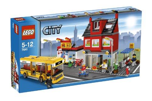 LEGO City 7641 - Stadtviertel mit Bus