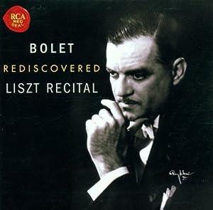 Rediscovered Liszt Recital