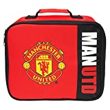 Manchester United FC Official Football Gift School Lunch Box Cool Bag (RRP£9.99)