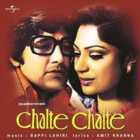 Amazon.com: Jana Kaha Hai (Chalte Chalte / Soundtrack Version): Bappi