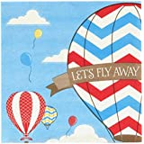 Hot Air Balloon Party Up, Up and Away Lunch Napkins (20)