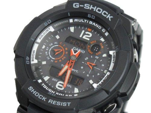 Casio CASIO G shock g-shock wave solar sky cockpit watch GW 3500BD-1 A parallel imported goods