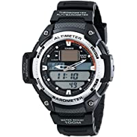 Casio Men's SGW400H-1B Sport Multi-Function Grey-Dial Watch