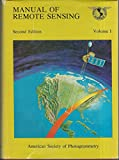 img - for Manual of remote sensing book / textbook / text book
