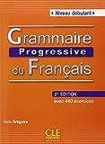 echange, troc Maïa Gregoire - Grammaire progressive du Français : Niveau débutant, avec 440 exercices (1Cédérom)