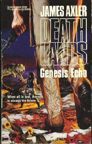 Deathlands 16 : Moon Fate (2006, CD) James Axler Graphic Audio Audiobook