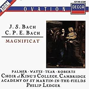 Bach;Magnificats