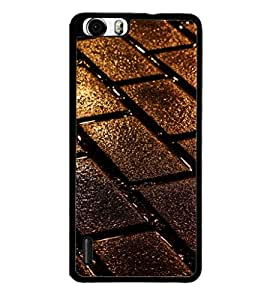 printtech Street Pattern Back Case Cover for Huawei Honor 6 ,Versions: - H60-L01 TDD LTE (Single SIM) - H60-L02 FDD&TDD LTE, HSDPA - H60-L04 FDD&TDD LTE, HSDPA (Single SIM) - H60-L12 FDD LTE, HSDPA, NFC - H60-L12 FDD LTE, NFC