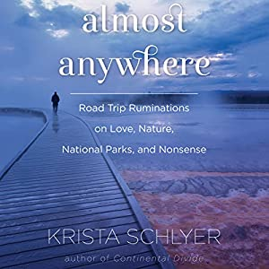 Almost Anywhere Audiobook