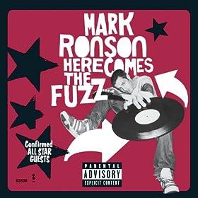 Here Comes the Fuzz のジャケット画像