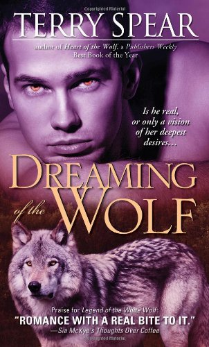 Image of Dreaming of the Wolf (Silver Town Wolf)