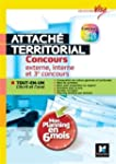 Concours Attach� territorial - Mon pl...