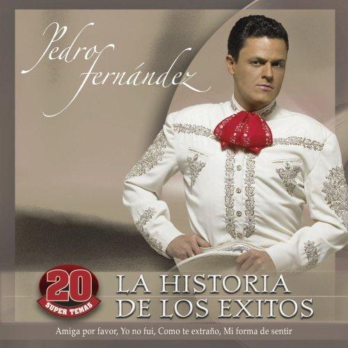 Amazon.com: Pedro Fernandez: Historia De Los Exitos: Music
