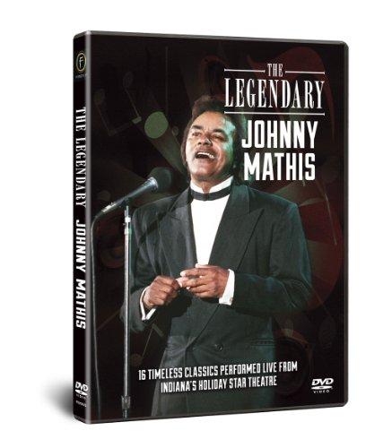 The Legendary Johnny Mathis - In Concert [DVD]