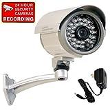 "VideoSecu CCTV Security Camera 1/3"" SONY CCD Outdoor Indoor Weatherproof Ni ...."