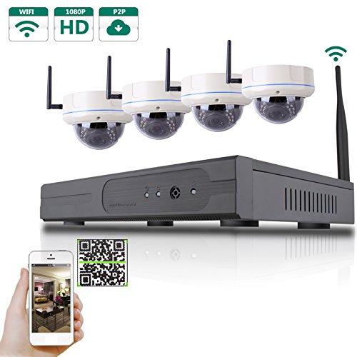 Tomlov Mini IP Wifi SD CCTV Wireless Camera HD 720P Smartphone Audio CAM Baby Monitor