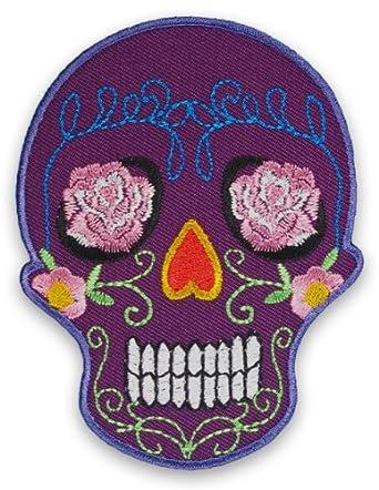 mexico sugar skull tag der toten tattoo psychobilly. Black Bedroom Furniture Sets. Home Design Ideas