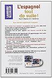 Image de Coffret L'espagnol tout de suite ! (livre + 1 CD)