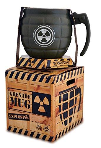 Kids Army Shop-Grenade Mug-Tazza per bevande, mimetico militare