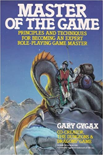 "Cover image of ""Master of the Game"""