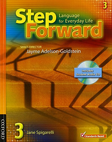 Student Book 3 Student Book with Audio CD and Workbook Pack (Step Forward)
