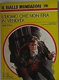 img - for L'uomo che non era in vendita book / textbook / text book
