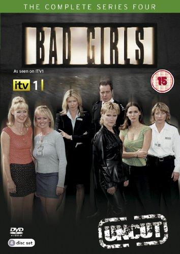 Bad Girls Series Four [DVD]