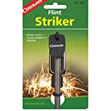 Coghlan's Waterproof Flint Striker (Color: Black, Tamaño: One Size)