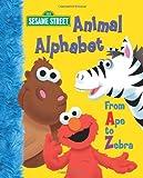 Animal Alphabet (Sesame Street) (Sesame Street Start-To-Read Books)