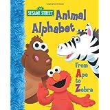 Animal Alphabet (Sesame Street) (Sesame Street Start-To-Read Books) ~ Random House