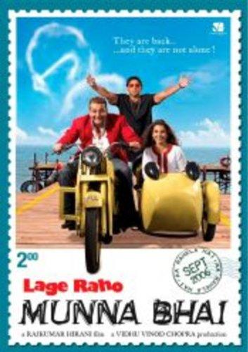 Lage Raho Munna Bhai [DVD] [Import]