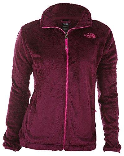 The North Face Osolita Girls Jacket Medium Parlour Purple front-779217