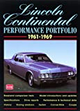 Image: Lincoln Continental Performance Portfolio 1961-1969