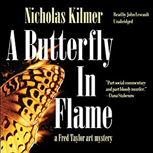 A Butterfly in Flame Audiobook
