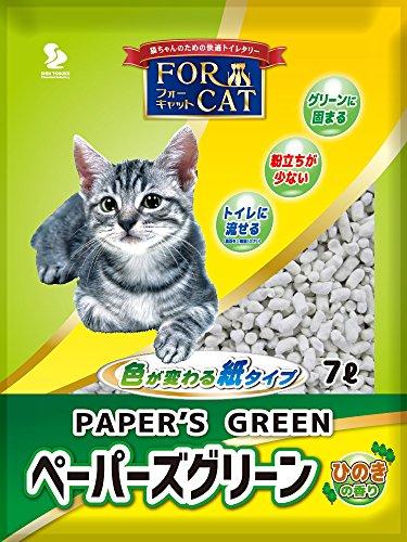 新東北化学工業 ペーパーズグリーン ひのきの香り 7L