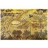 Modische Holzpuzzle für Erwachsene 1000 Stück Puzzle, City of Cathay