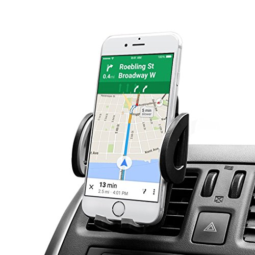 AVANTEK - Supporto Porta Cellulare da Auto Universale per Ventola Aria per Telefono di Ogni Dimensione