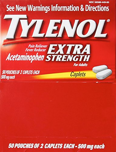 tylenolr-extra-strength-2-caplet-dosage-100-caplets-total500mg-each